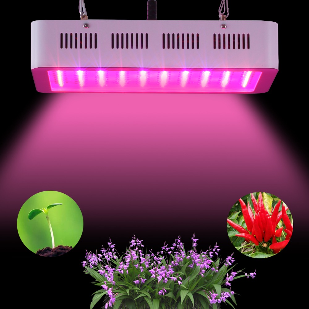 Full Spectrum 300W LED Grow Light Panel Lamp for Hydroponic Plant Growing indoor Greenhouse Plant lighting Grow Tent 200w full spectrum led grow lights led lighting for hydroponic indoor medicinal plants growth and flowering grow tent