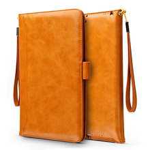 For iPad mini 4 Luxury Smart Cover Leather Case Automatic Wake Up Sleep
