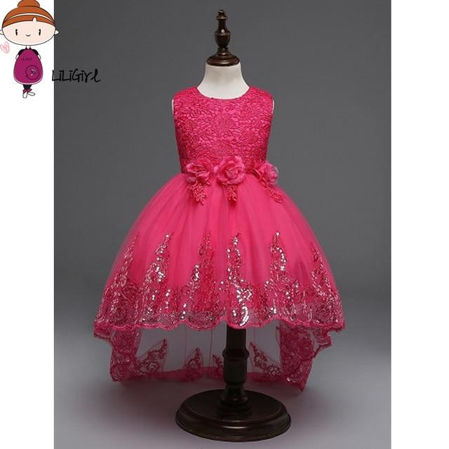 Robes longues pour petites filles