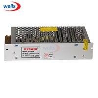 AC DC 5โวลต์30A 150วัตต์แหล่งจ่ายไฟสำหรับWS2812B WS2811 WS2801นำแสงแถบสลับหม้อแปลงนีออนอะแดป
