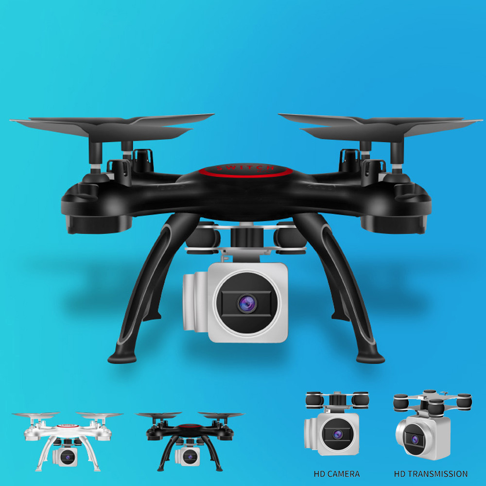 X5UW 4CH 6-Axis FPV RC Quadcopter Wifi Camera Real Time Video 2 Control Modes drop shipping 1115 free shipping jxd 510g 5 8g rc quadcopters fpv 2 0mp camera 2 4ghz 4ch 6 axis gyro rc quadcopter barometer set height rc drones