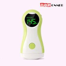2,5 МГц фетальный допплер детский монитор ЖК-дисплей портативный детский монитор сердечного ритма с наушниками