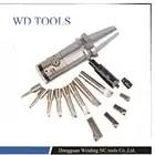 BT40 HBOR50 mirco afwerking cutter fijnkotterkop systeem