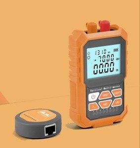 Image 2 - 3in1 compteur dénergie optique localisateur de défaut visuel câble de réseau Test de fiber optique tester15mw VFL compteur dénergie à fibers optiques outil Ftth