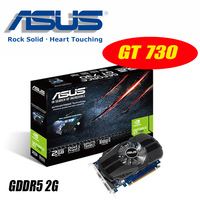 Asus GT730 FML 2GD5 2GB 64bit DDR5 PCI E 3 0 Graphics Cards VGA DVI HIDMI
