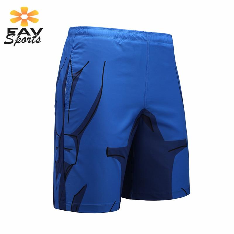 2019 New 3D Print Men's Summer Beach Trunks Quick Dry Surf Board Shorts Travel Beach Shorts Pants Sportswear