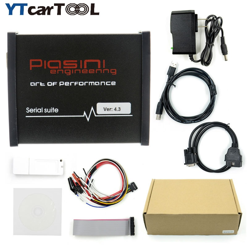 Car Repair Tools Objective 2017 Newly Black Piasini V4.3 Master Full Version Ecu Programmer Serial Suite jtag-bdm- K-line-l-line-rs232- Can-bus Back To Search Resultsautomobiles & Motorcycles