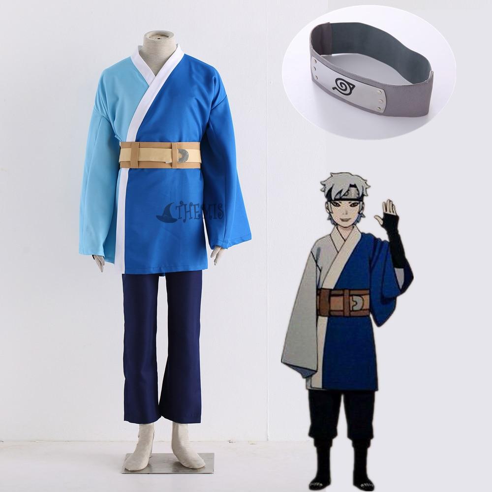 Athemis new NARUTO Cosplay Mitsuki cosplay Costumes BORUTO ...