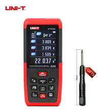 Big sale UNIT UT395A UT395B UT395C Laser Distance Meters 50m 70m 100m Rangefinder Best Accuracy Software Data Calculate Continuous Measur