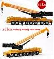 1: 87 vehículos de construcción de aleación, alta simulación de ingeniería cisterna, SIKU-U1626 modelo, juguetes educativos, envío gratis
