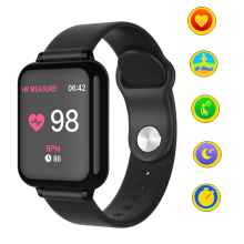 Women Men Smart watches Waterproof Smartwatch Heart Rate Monitor Blood Pressure Functions For IOS Android phone business smart watches round smartwatch with heart rate monitor pedometer wrist smart watches sync message for android iso phone