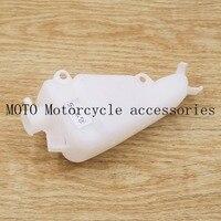 Plastica Moto Serbatoio Radiatore Serbatoio di Acqua di Raffreddamento Troppo Pieno per YAMAHA YZF600 R6 2003-2005 04