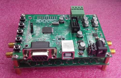 AD9958 AD9959 signal generator DDS module three-phase source V3 original PC software