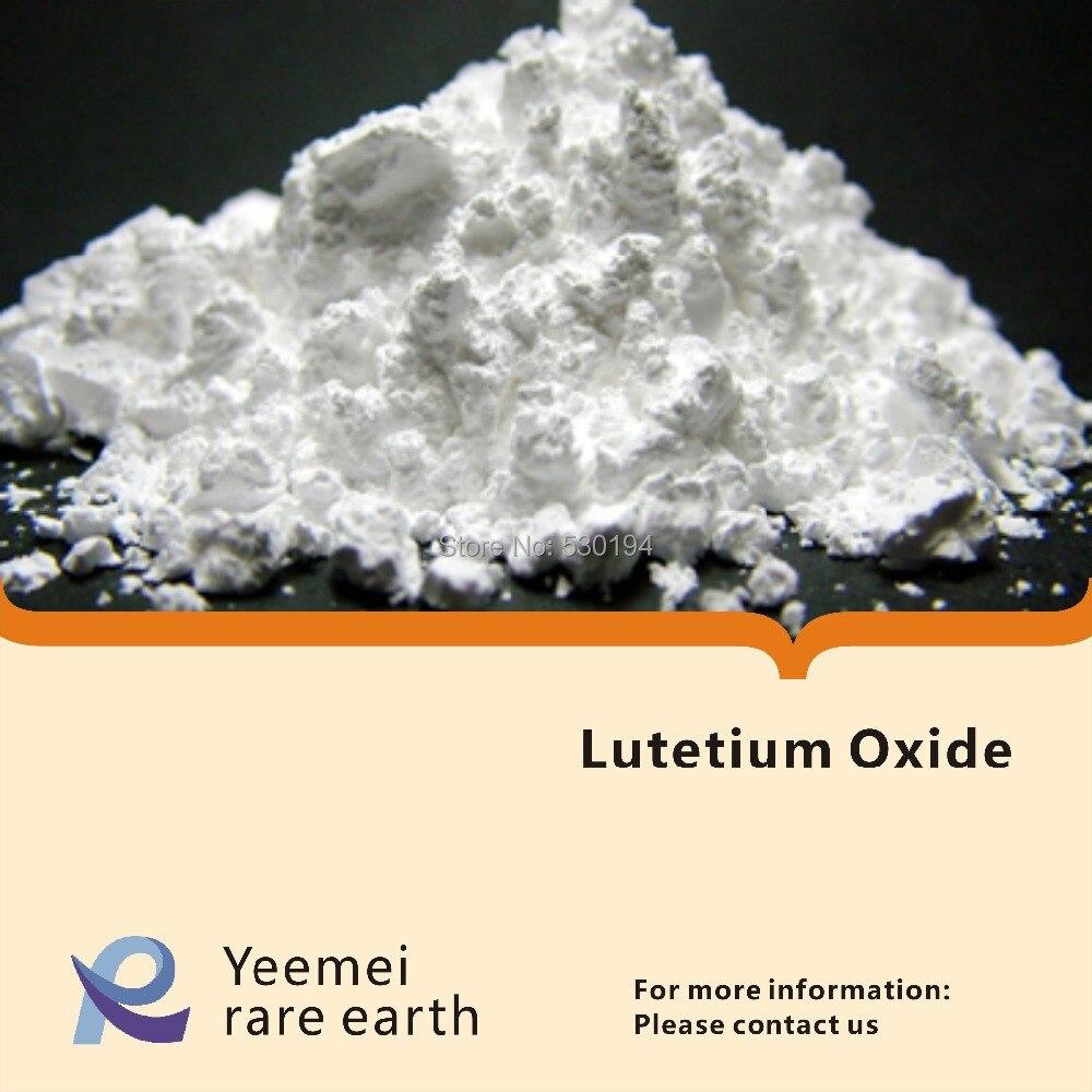цена на Lutetium oxide - 99.99% - Lu2O3 rare earth metal oxide