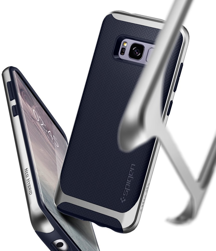 reputable site 19f35 b32a7 US $24.99 |100% Original SPIGEN Neo Hybrid Cases for Samsung Galaxy S8  (5.8