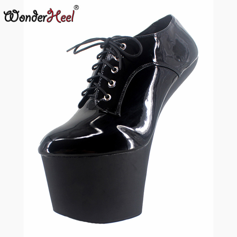 Wonderheel New Extreme High Heel 20cm Heelless With