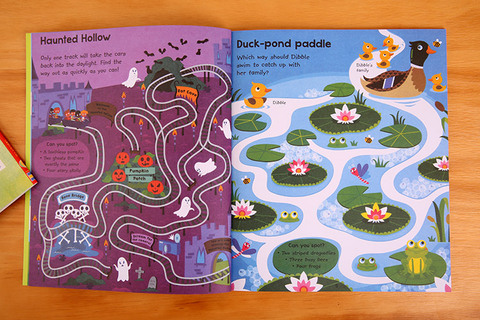 criancas ingles labirinto livro para aprender
