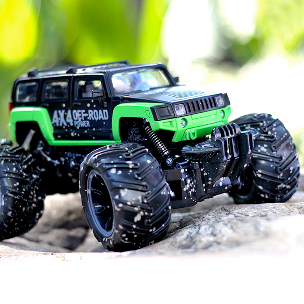 цена на GizmoVine RC Car 2.4G 1:16 Scale Rock Crawler Car Supersonic Monster Truck Off-Road Vehicle Buggy Electronic Toy rc car