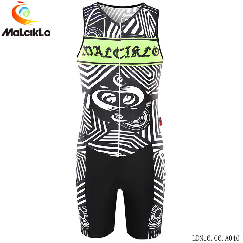2018 roupa ciclismo maillot sleeveless cycling jersey set women triathlon conjunto hombre bike clothing vest wear in Cycling Sets from Sports Entertainment