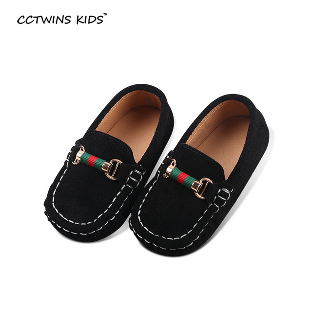 CCTWINS KIDS spring autumn children fashion flat shoes for baby boys brand moccasin shoes toddler walking shoes kids camel shoes