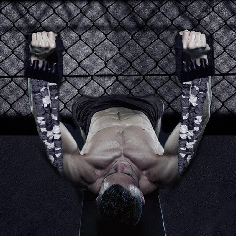 Bande de résistance pour banc Barbell Support push-up bras de traction exercice poitrine entraînement musculaire équipement de Fitness dans la maison Gym