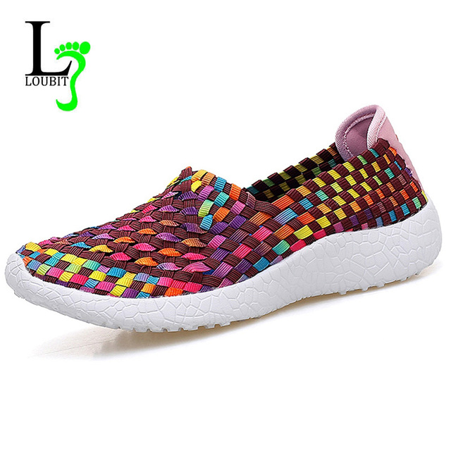Women Stylish Breathable Woven Casual Shoes cheap sale 100% guaranteed high quality for sale order outlet store cheap price 2014 unisex cheap online lwmTOR
