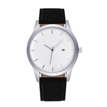 2019 Fashion Large Dial Military Quartz Men Watch Leather Sport watches High Quality Clock Wristwatch Relogio Masculino цена