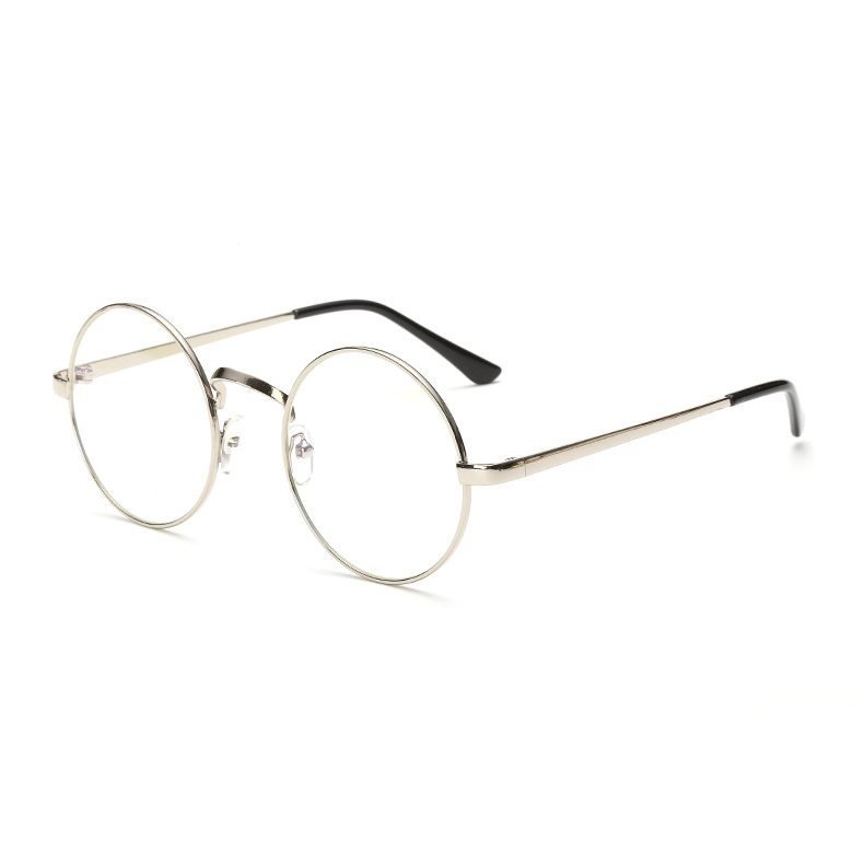0e4fe98aa88 Retro Round Transparent Glasses Frame For Women Eyeglasses Frame Nerd Clear  Eyeglass Spectacle Optical Eyewear-in Sunglasses from Apparel Accessories  on ...