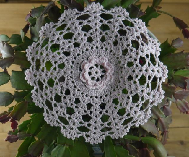 3D Centerpieces Crocheted doilies 20cm Vintage Crochet Knitting ...