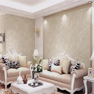 Beibehang Mural Nonwoven-Wallpaper Tv-Background-Wall Living-Room European Club Health