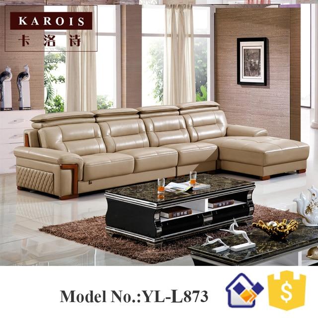 Online Shop Metà del secolo mobili moderni soggiorno divano set ...