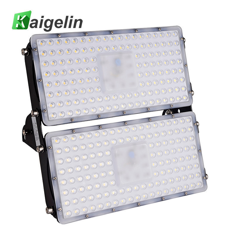 10PCS/LOT 200W LED Flood Light 18000LM Waterproof LED Projector Spotlight LED Street Lamp Floodlight Outdoor Lighting 220-240V 2017 ultrathin led flood light 70w cool white ac110 220v waterproof ip65 floodlight spotlight outdoor lighting free shipping