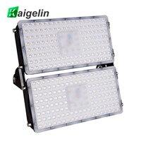 10PCS/LOT 200W LED Flood Light 18000LM Waterproof LED Projector Spotlight LED Street Lamp Floodlight Outdoor Lighting 220 240V