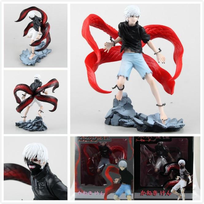 PVC Figure No Box Toys Gift Anime Tokyo Ghoul Kaneki Ken Centipede Awakened Ver