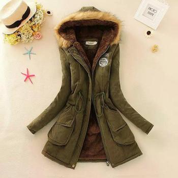 Γυναικείο Χειμερινό Νεανικό Μπουφάν Γυναικεία Παλτό Ρούχα MSOW