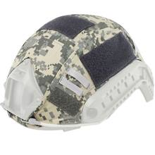 Outdoor Army Airsoft Tactical Military Helmet Cover Sports Helmet BJ/PJ/MH Multicam/Typhon Camo Emerson Paintball Wargame(China)