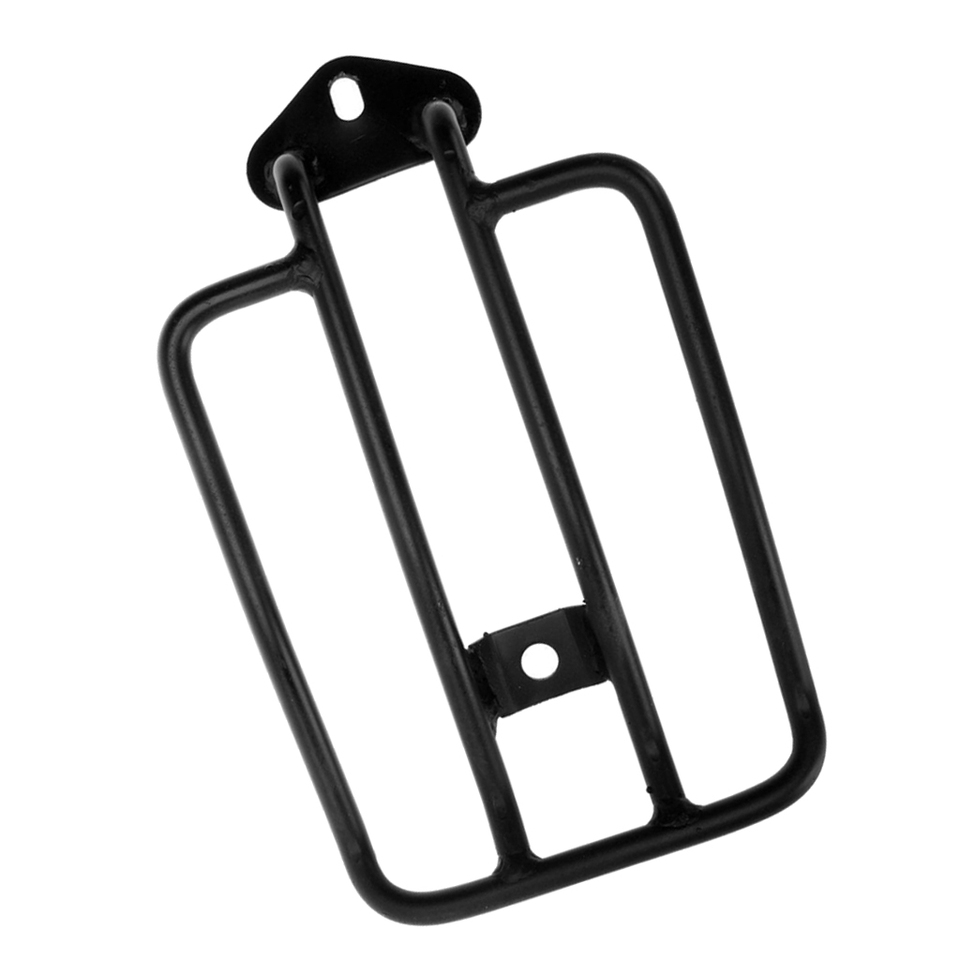 Motorcycle Luggage Carrier Support Shelf Case Tail Box Rack
