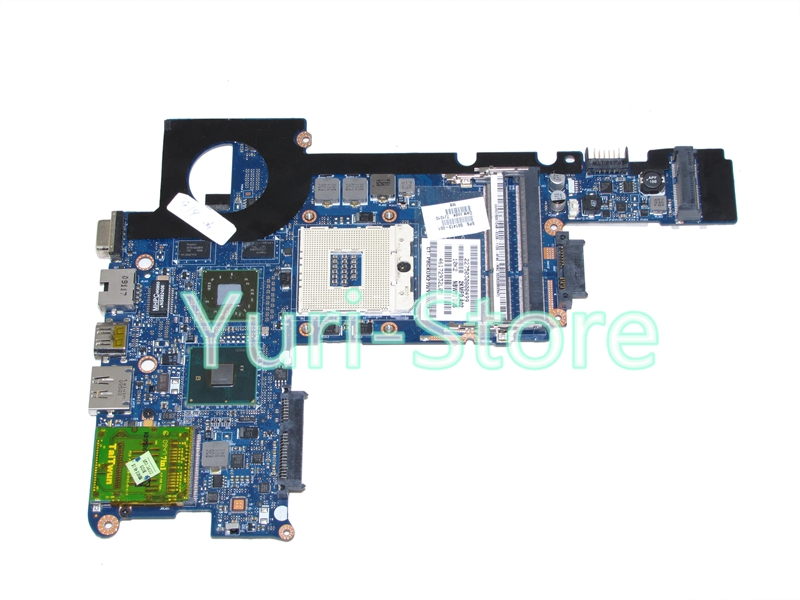NOKOTION for HP Pavilion DV3 DV3-2000 laptop mainboard LA-4743P 591413-001 HM55 Radeon HD 5430 DDR3 nokotion 653087 001 laptop motherboard for hp pavilion g6 1000 series core i3 370m hm55 mainboard full tested