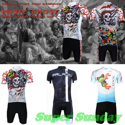 Summer Short Sleeve Team Jersey Paladin Men s Cycling Clothings Cycling  Jerseys Sports Bicycle Racing Clothes Free Shipping-in Cycling Sets from  Sports ... 4b7fc30df