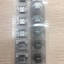 10 adet orijinal yeni USB tipi c şarj soketi bağlantı noktası güç konektörü için NS nintendo anahtarı konsolu