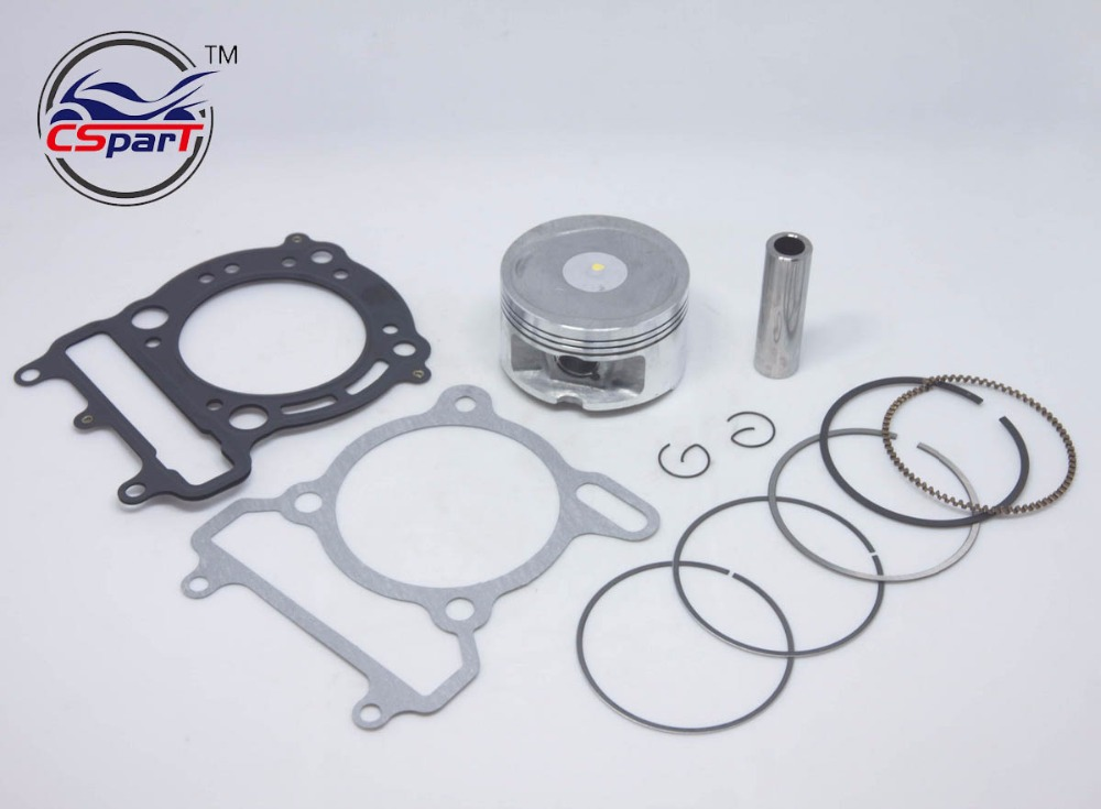 70mm Piston Ring Kit LinHai LH260 Majesty YP260 Bore Size Motorcycle ATV Engine Parts