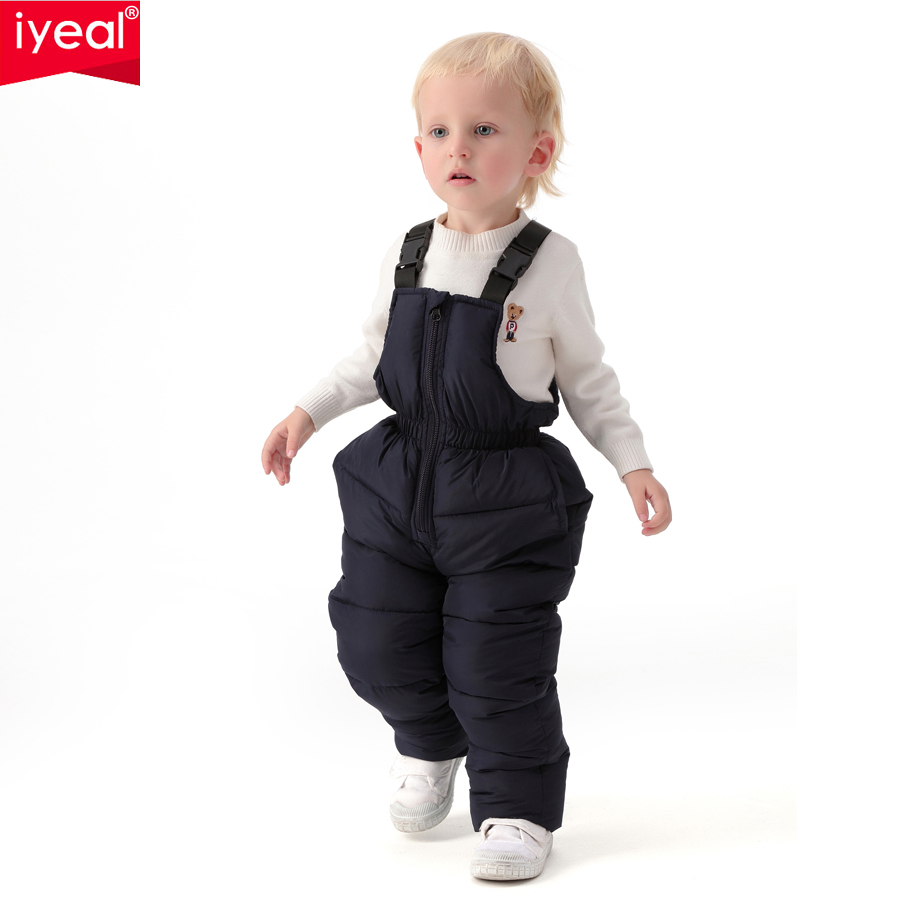 IYEAL-2017-Russia-Winter-Children-Clothing-Set-for-Infant-Boys-Down-Cotton-Coat-Jumpsuit-Windproof-Ski-Suit-Kids-Baby-Clothes-5