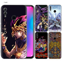Silicone Cover Case for Huawei Honor 10 9 Lite 8X 8C 8A Y6 Y7 Y9 7A Pro Prime 7C 2018 2019 V20 Yu GI OH(China)