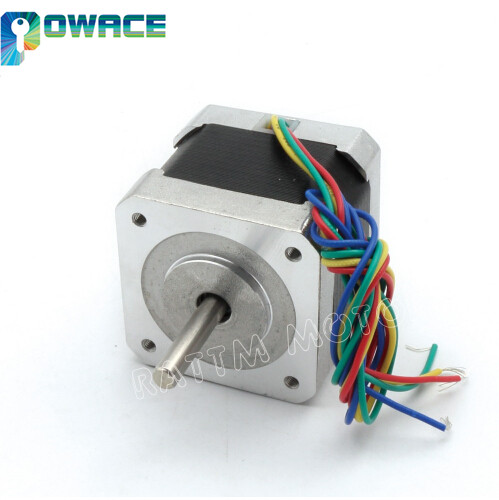 5PC 4 lead Nema17 Stepper Motor 40mm 58 Oz in (17HS4402) CNC for 3D  Oz Nema Stepper Wiring Diagram on