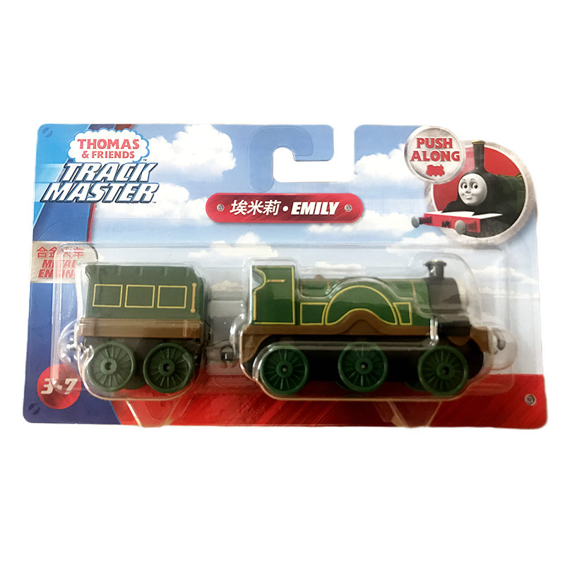 Thomas And Friends Train Track Master EMILY GORDON BERTIE Mini Trains Railway Accessories Classic Toys Metal Engines Kids Gift