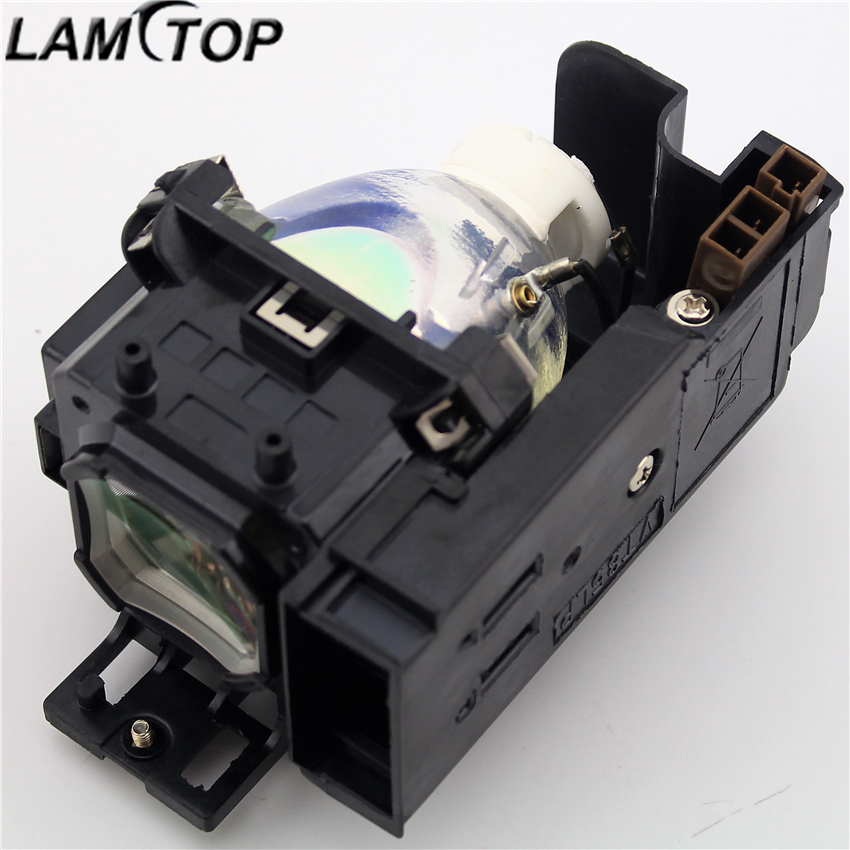 LAMTOP Projector lamp with housing VT85LP for VT480/VT480+/VT490/VT490+/VT491/VT491+/VT495/VT580/VT580+ vt85lp replacement projector bare lamp for nec vt490 vt491 vt580 vt590 vt595 vt695 vt495 canon lv 7250 lv 7260 happy bate