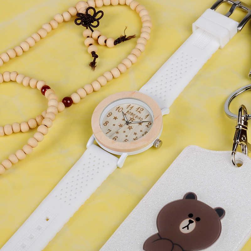 Reloj de pulsera de cuarzo para mujer con diseño de cielo estrellado y banda de silicona suave para mujer