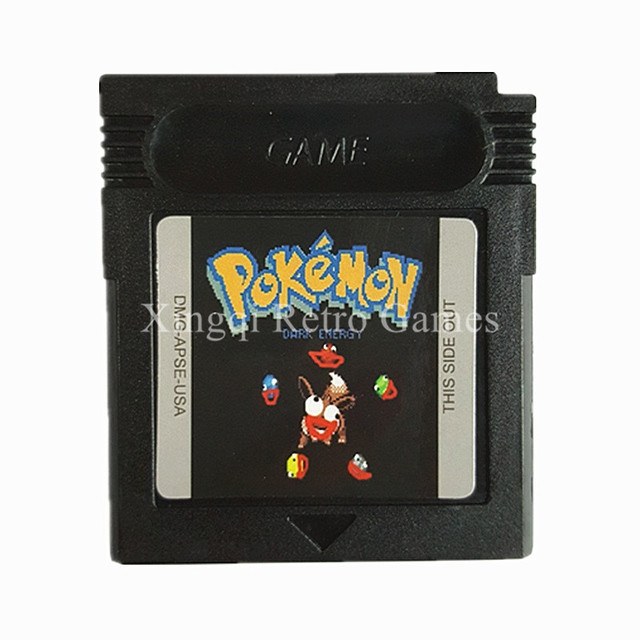 Nintendo GBC Game Pokemon Series First Compilation Video English Version