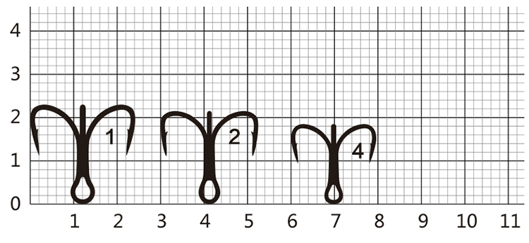 MUSTAD DOUBLE MANCHES Sertissage//Pêche