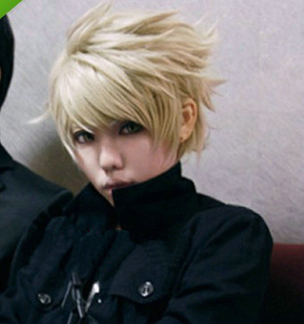 Anime Boy Hairstyle Hairstyles For Boys By Misaki Chama On